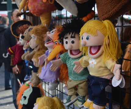 Union Square Holiday Market 1