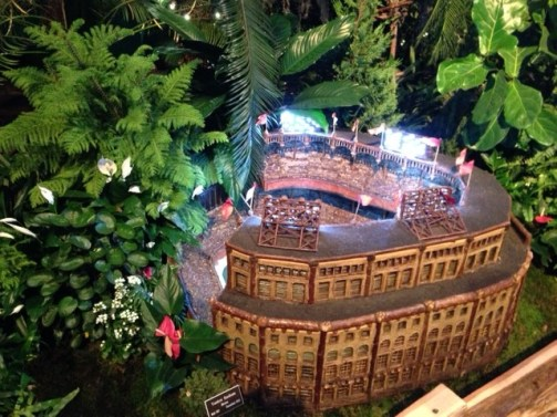 Holiday Train Show - Yankee Stadium