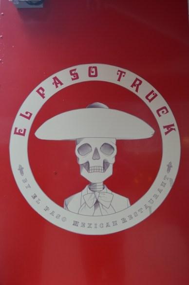El Paso Food Truck Logo