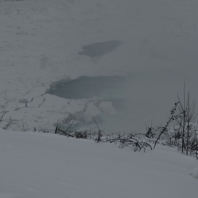 Ice Flows on the Niagara River Winter 2014