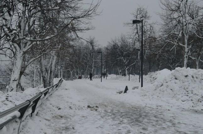 Niagara Fall Walkway