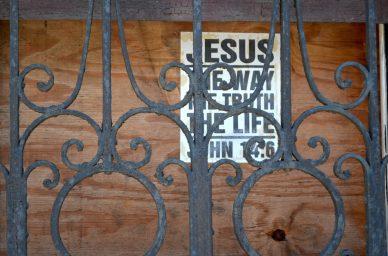 Jesus Sign John 14:6