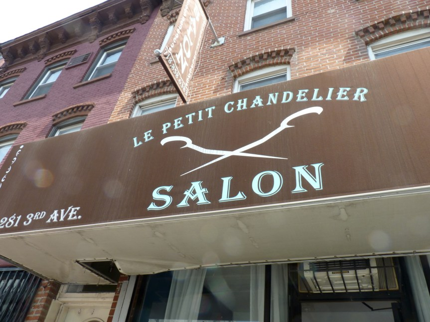 Le Petit Chandelier Hair Salon In Gowanus