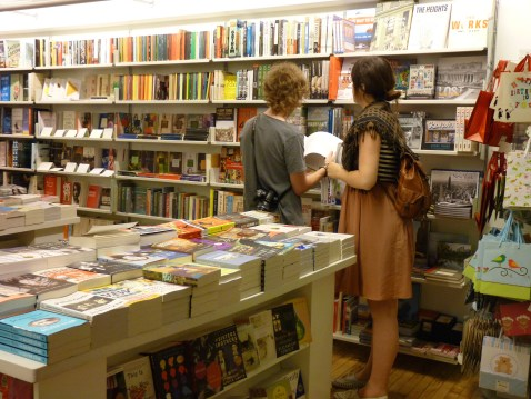 Posman Books Customers