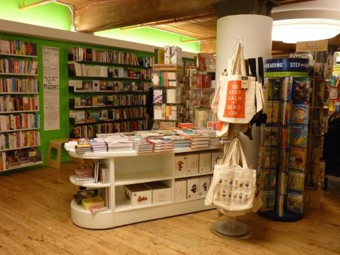 Posman Books In Chelsea Market