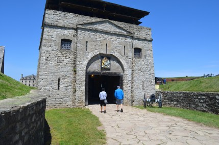 Entrance to Fort Niagara