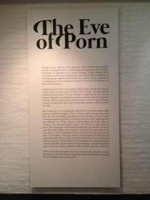 The Eve of Porn At The Museum of Sex