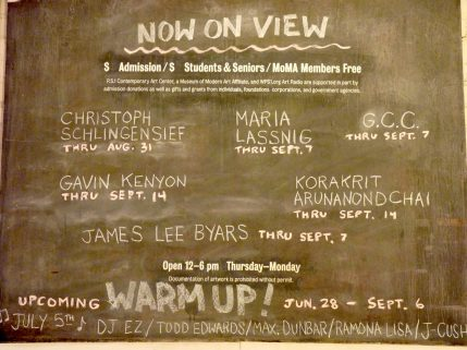 Now on View