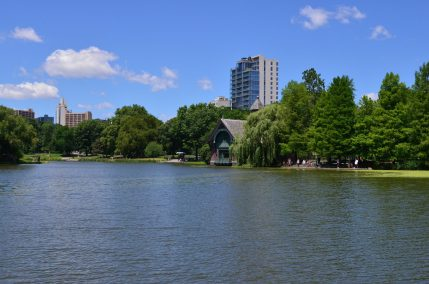 The Meer In Central Park