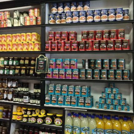 Canned Goods at Myers of Keswick in the West Village