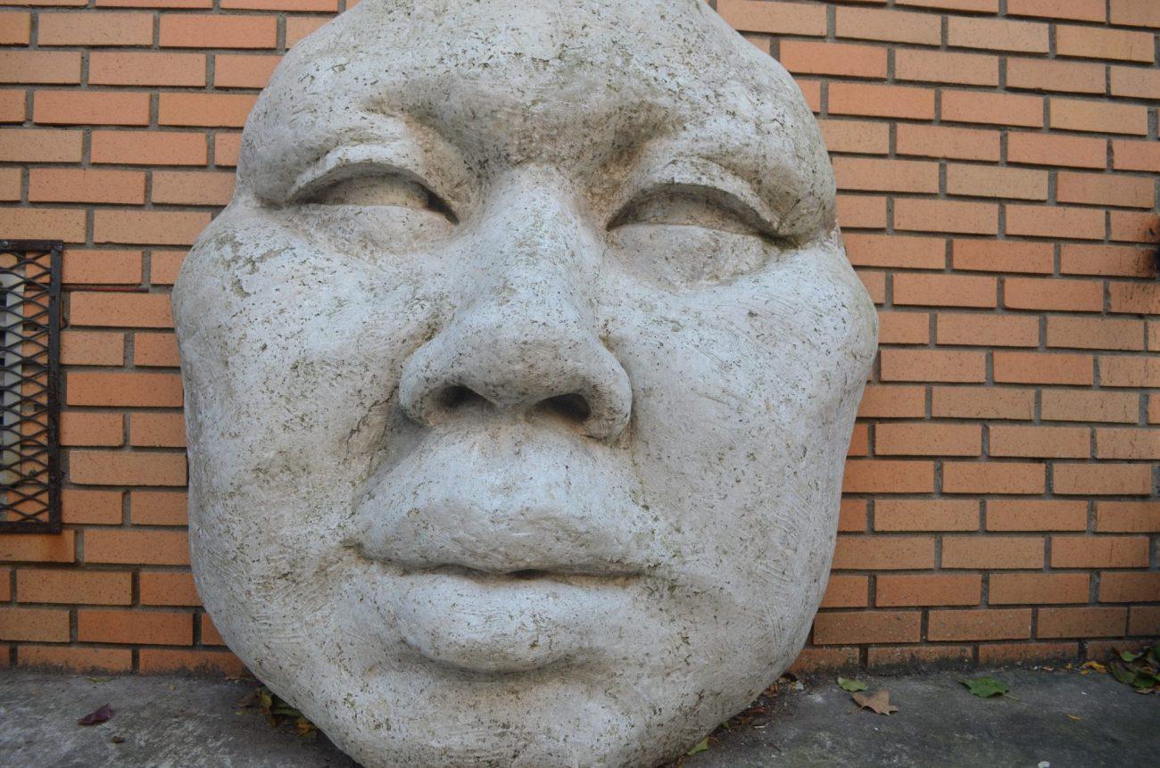 Outdoor Sculpture in Harlem NYC