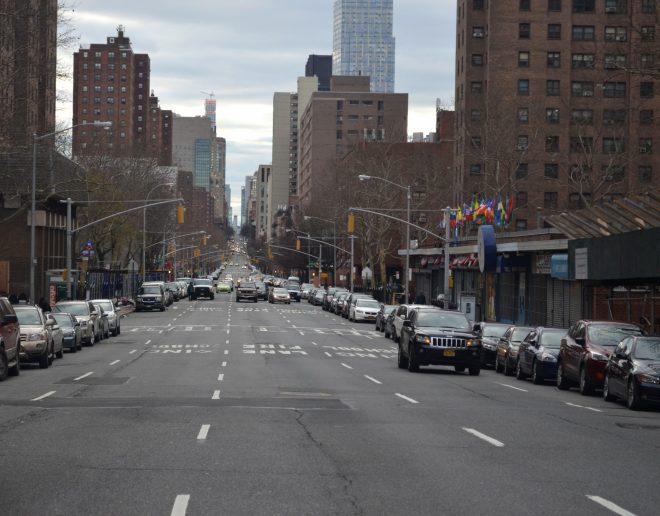 Long New York City Avenues