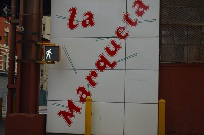 La Marqueta in East Harlem