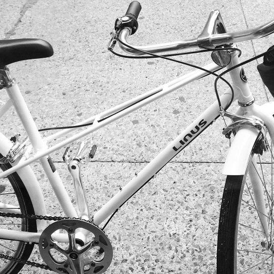 Linus Bike in DUMBO Brooklyn