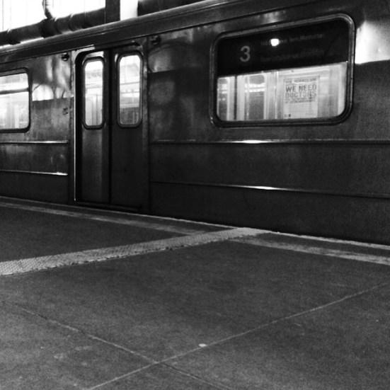 Three Subway Train