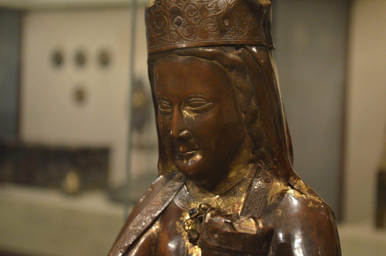 Religious Sculpture at the Met