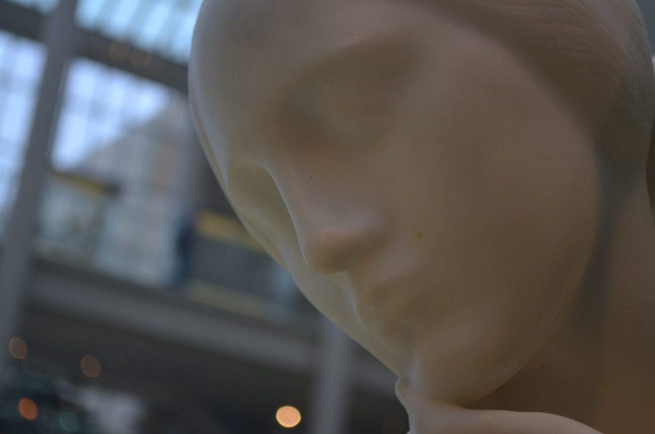 Soft lines at the Met