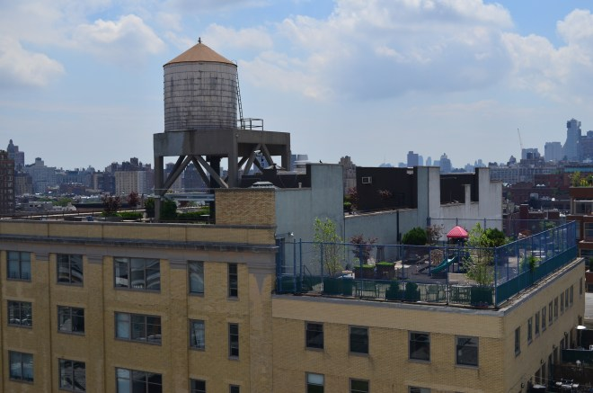 Watertower from the Whitney