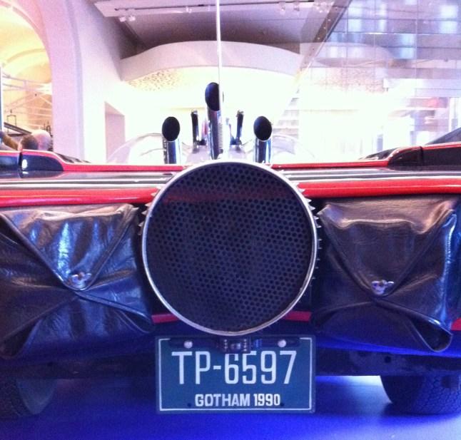 Gotham 1990 Batmobile