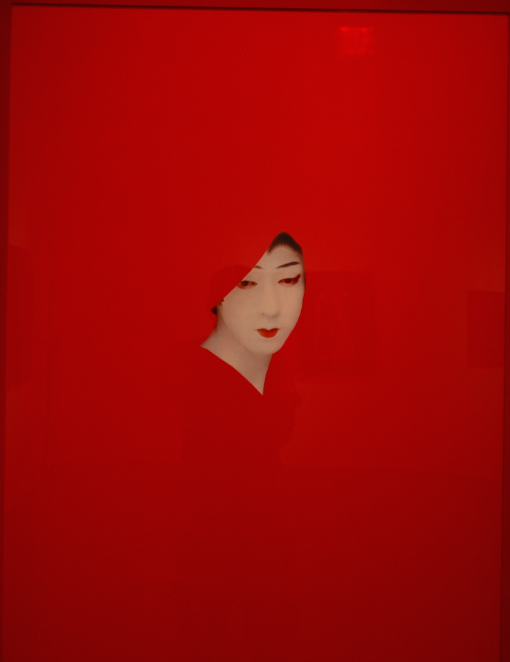 Red Female at the New Museum
