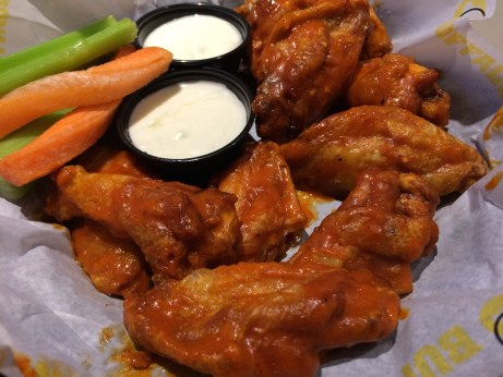 Buffalo Wild Wings in Harlem