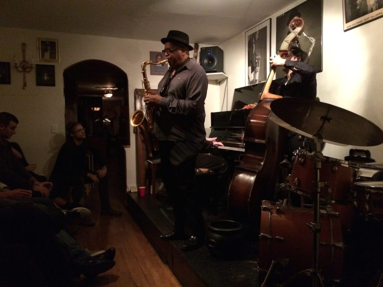 Late Night Jazz at Bill's Placd