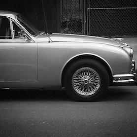 Jaguar in Manhattan