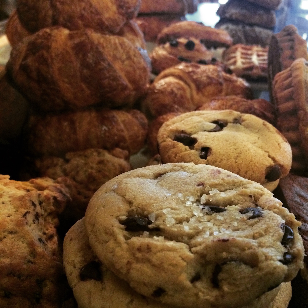 Cookies at Lenox Coffee
