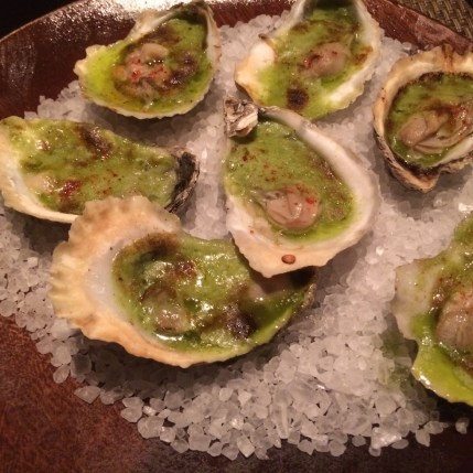 Oysters at Husk
