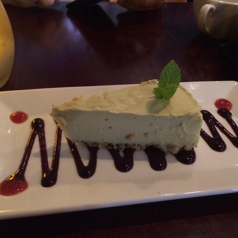 Vegan Keylime Pie