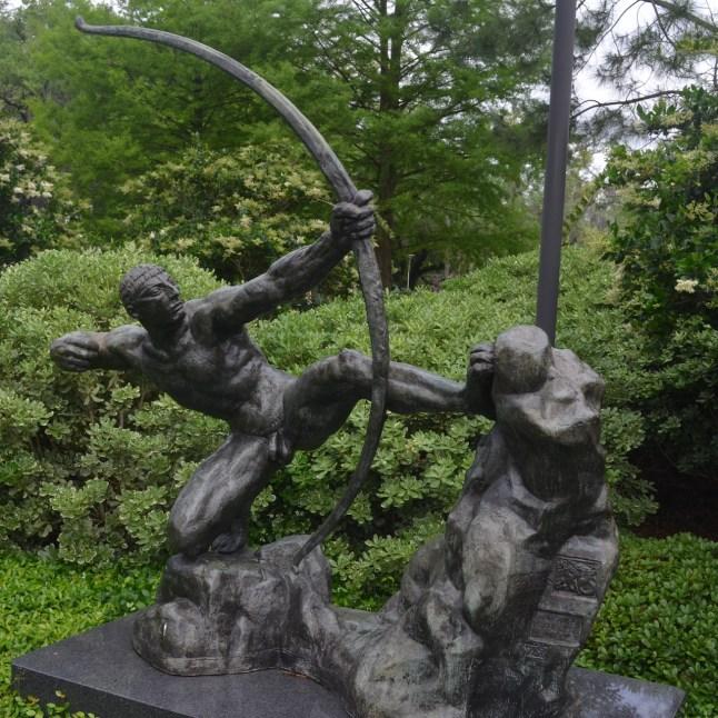 City Park Sculpture Garden