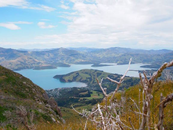 Little River and Banks Peninsula