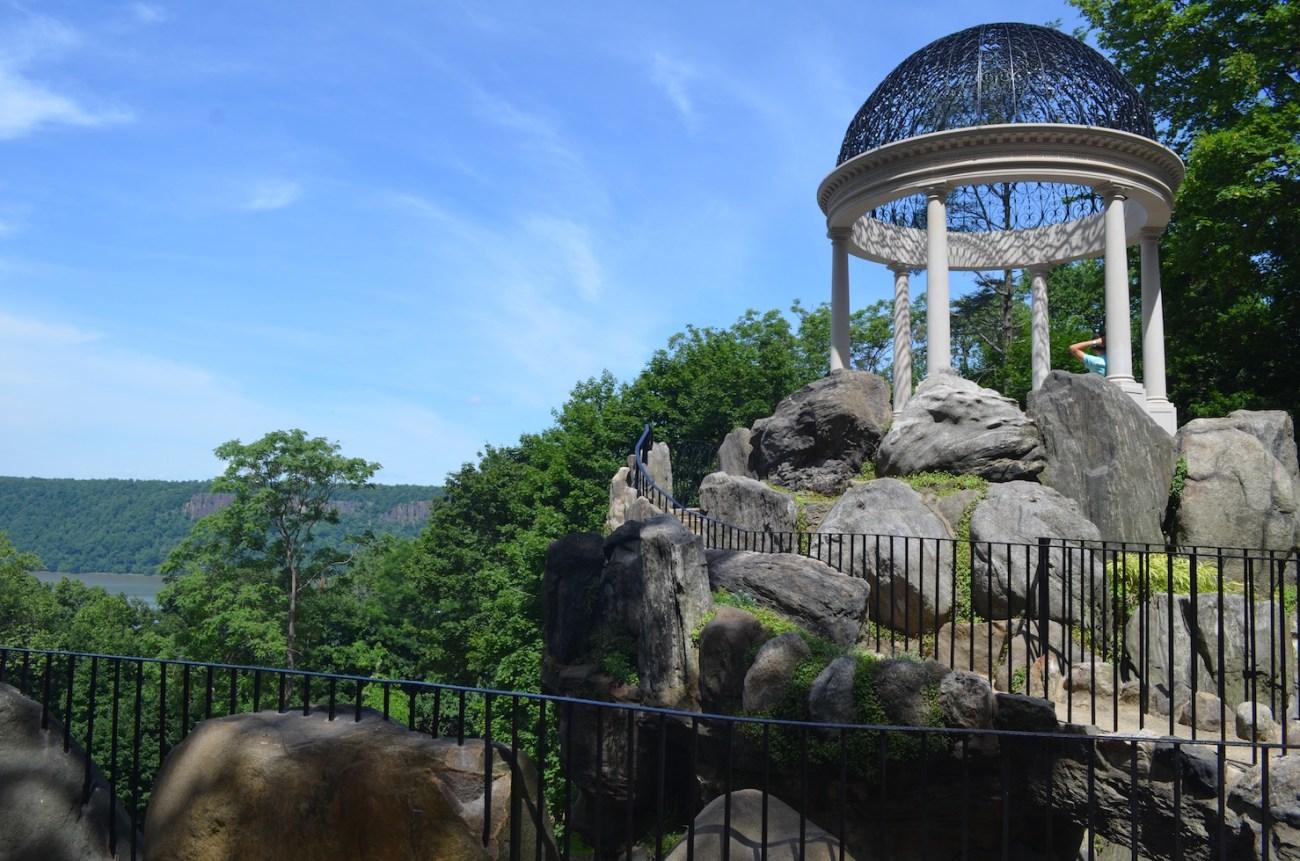 Temple of Love at Untermyer Garden