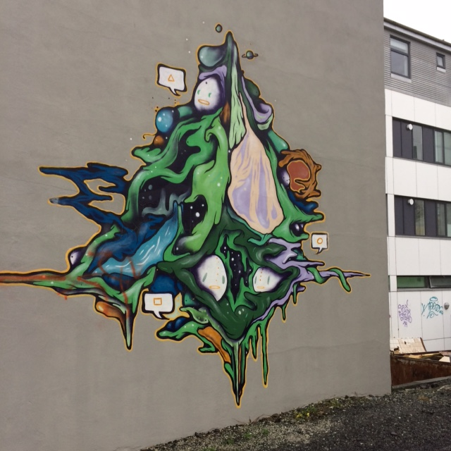 building-artwork-in-reykjavik