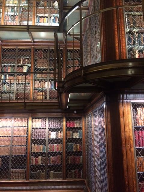 JP Morgan Library