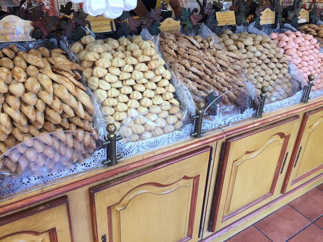 French Cookies in Annecy