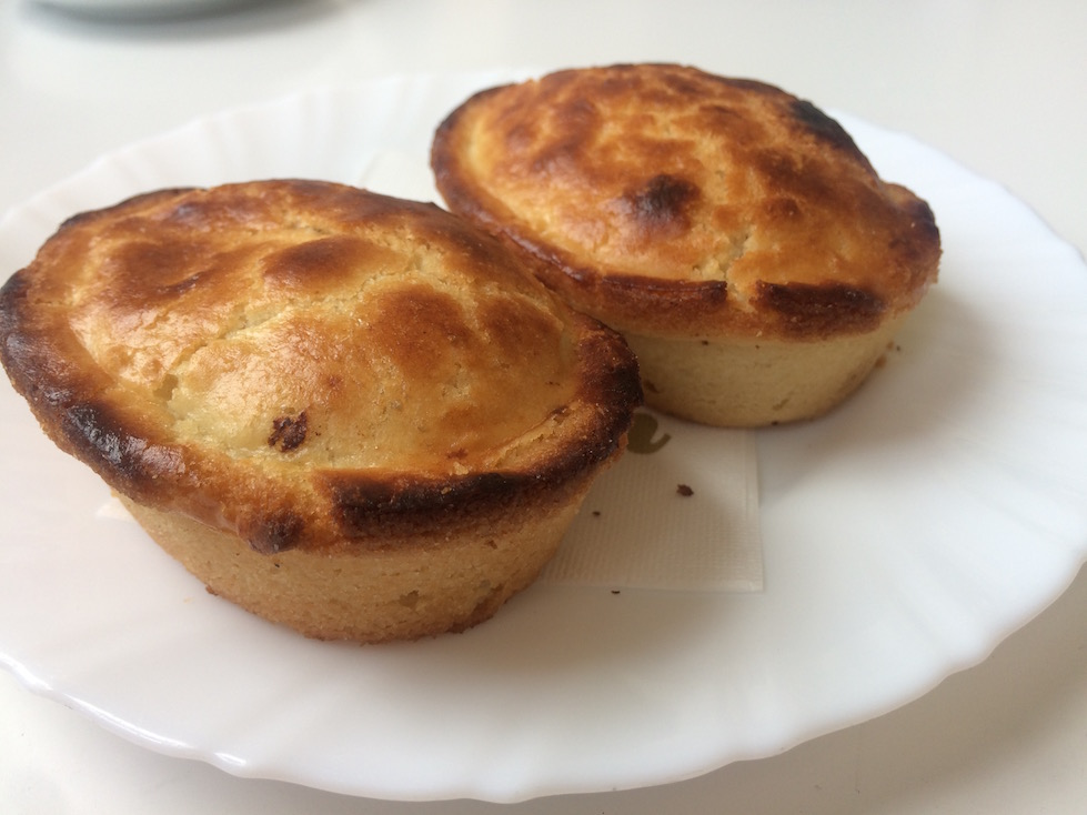 Breadfast Pastry in Southern Italy
