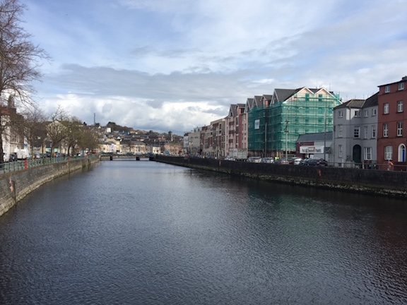 River in Cork Ireland
