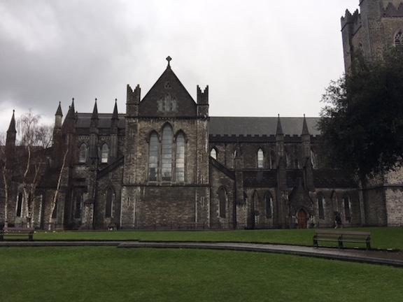 Saint Patricks Church Dublin
