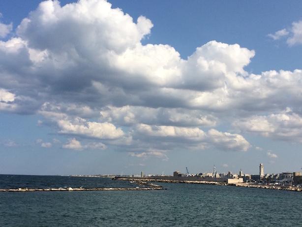 Bari Coastline