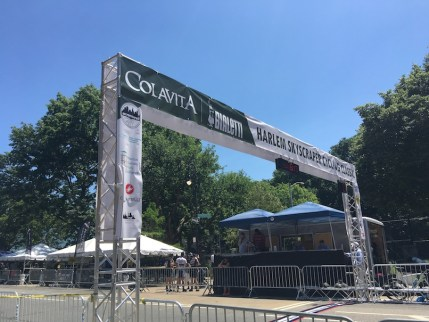 Colavita and Bialetti Harlem Skyscraper Cycling Classic