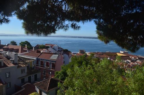Lisbon Water View