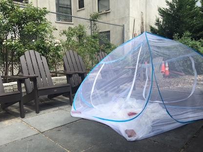 Net Beekeeper Tent