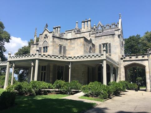 Visit Lyndhurst Mansion In Tarrytown Full Access Nyc