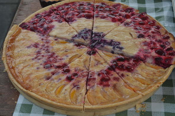 Clafouti in Scotland