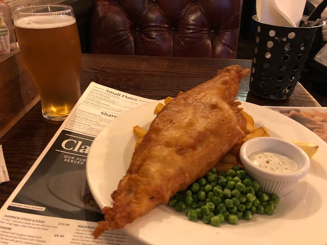 Fish and Chips Scotland
