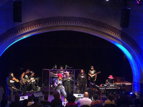 Maimouna Youssef at Harlem Stage