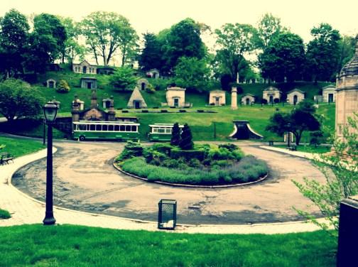 Green-Wood Cemetery II