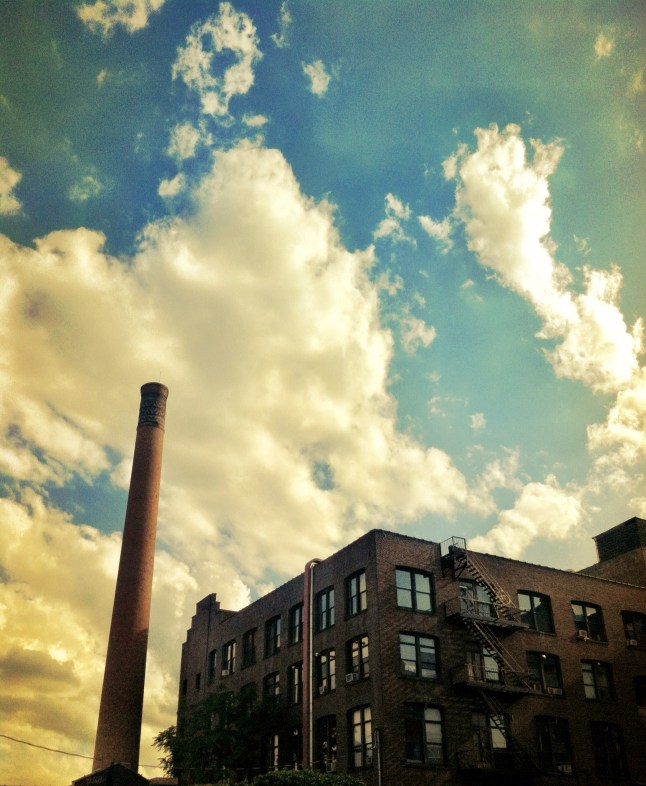 Smoke Stack in New York