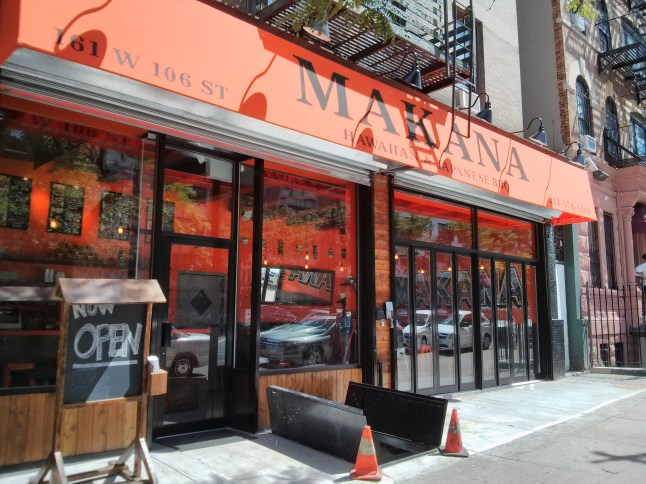 Makana Hawaiian and Japanese BBQ